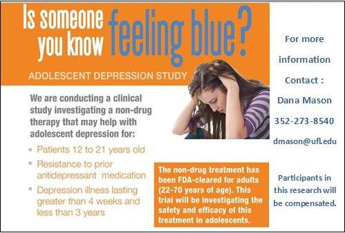 Adolescent Depression Study