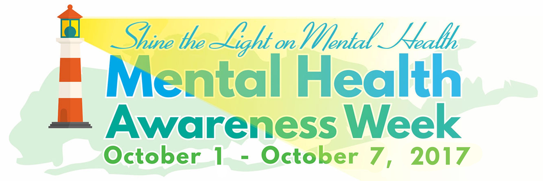 October 1 7th Mental Illness Awareness Week
