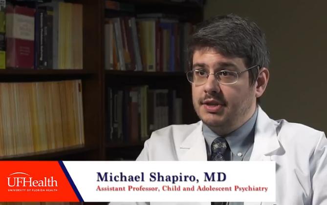 Dr. Shapiro Pediatric Depression