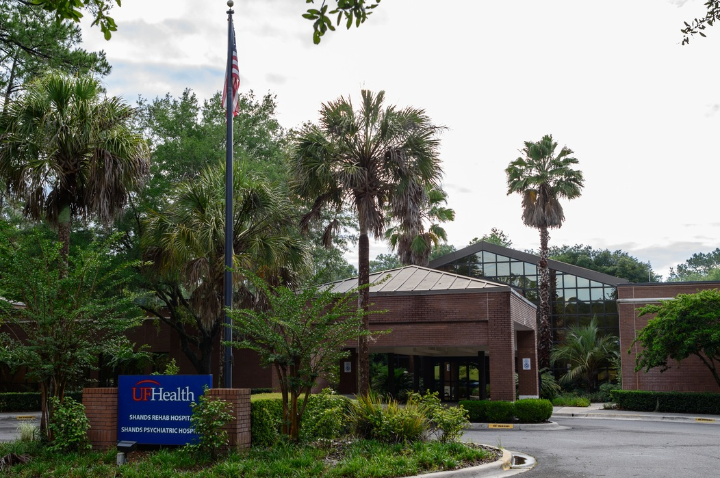 UF Health Shands Psychiatric Hospital