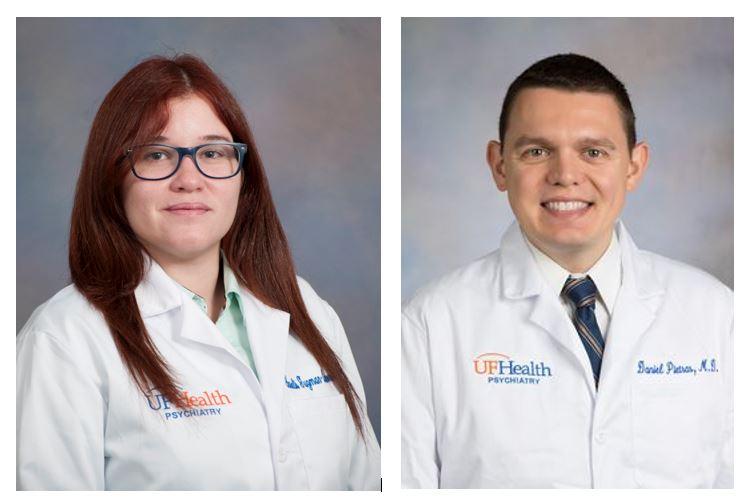 Drs. Guzman-Quinones and Daniel Pietras