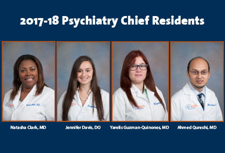 2018 Chief Resident Awards and Recognition Luncheon