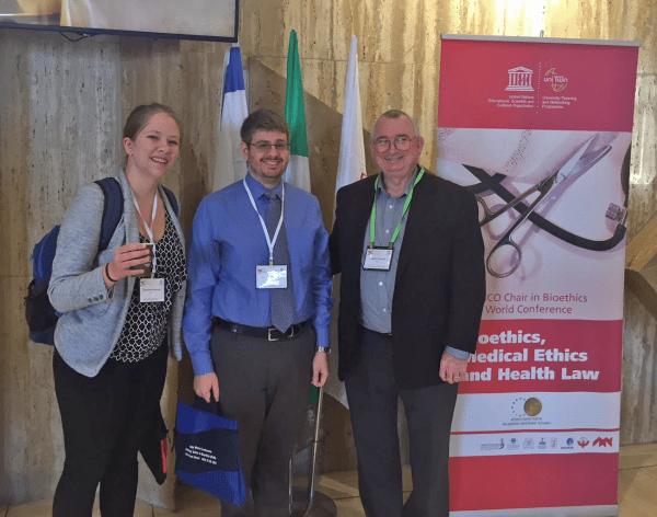 UF Psychiatry presents at UNESCO Chair in Bioethics 13th World Congress