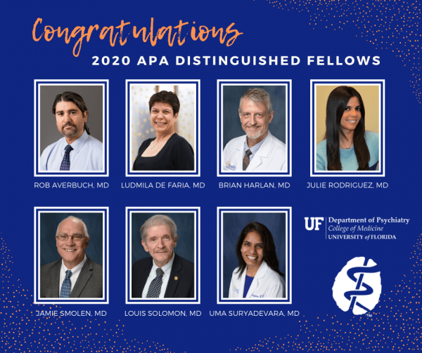 2020 Distinguished Fellows
